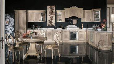 cucina in stile classico moderno italiano
