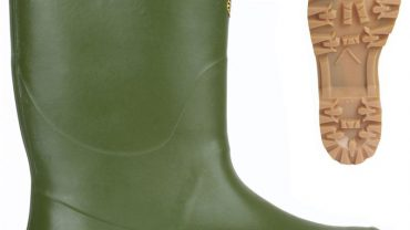stivali di gomma a marchio superga